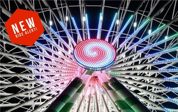 Ferris Wheel SM 2
