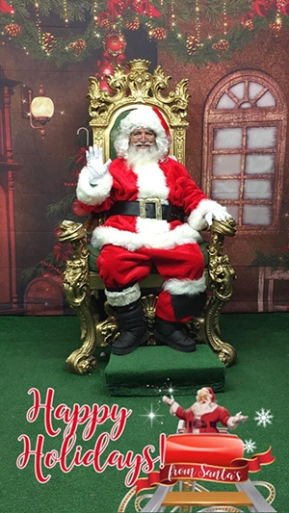 Santa_Snapchat